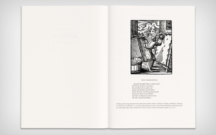 First spread with frontispiece
