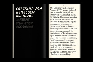 "Hagen Verleger: ""Margaret van Eyck, a Case Study (Volume One)"" • Peradam Press, 2018"