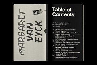 "Hagen Verleger: ""Margaret van Eyck, a Case Study (Volume Two)"" • Peradam Press, 2018"