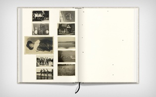 Spread dedicated to all numbered photographs, sorted ascendingly