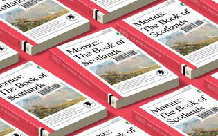 Momus: The Book of Scotlands, 2018 (© Hagen Verleger)