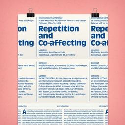 Repetition and Co-affecting
